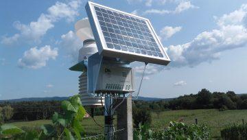 Poljoprivreda i meteorologija – Agrometeorološke stanice